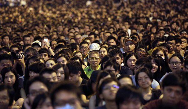 Hong Kong : les protestations ont repris - Sputnik France