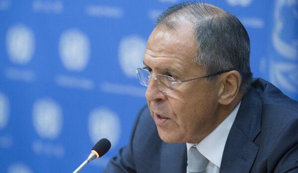 Sanctions: les propos de Biden, confirmation du rôle soumis de l'UE (Lavrov) - Sputnik France