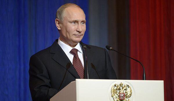 La Russie défendra ses intérêts (Poutine) - Sputnik France