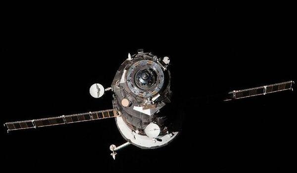 Le cargo russe Progress M-24M se désarrimera de l'ISS le 27 octobre - Sputnik France