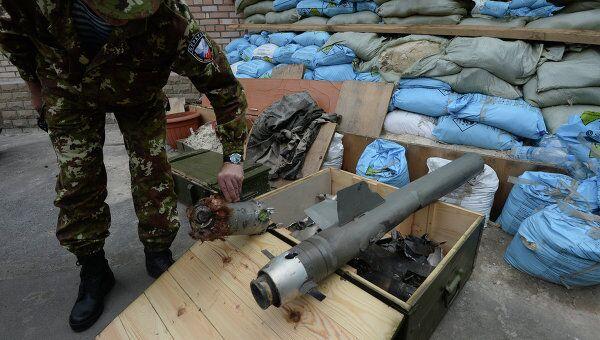 L'ONU préoccupée par l'utilisation des armes à sous-munitions en Ukraine - Sputnik France