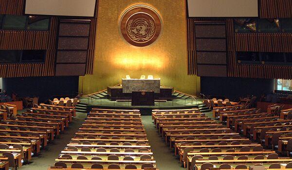 Journée des Nations unies : un anniversaire dans un « état de transition » - Sputnik France