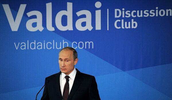 Le monde a besoin d'un nouveau consensus des forces responsables - Sputnik France