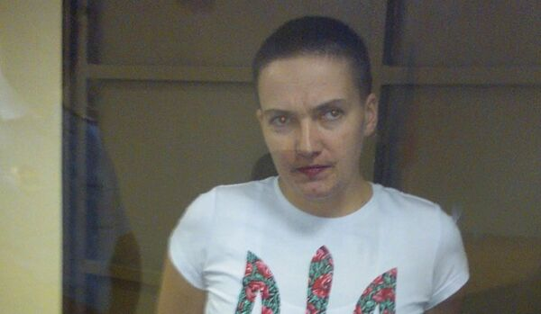Le tribunal russe refuse de libérer la pilote ukrainienne Savtchenko - Sputnik France