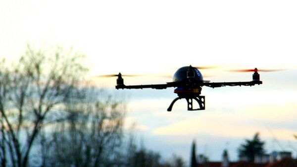 Des drones - Sputnik France