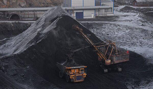 Du charbon russe pour la Chine - Sputnik France