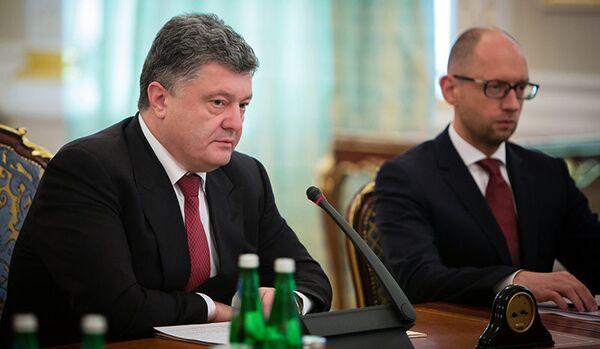 Porochenko convoquera mardi le Conseil national de sécurité - Sputnik France