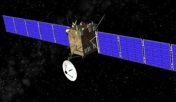 Rosetta : tout savoir sur l'atterrissage de Philae sur la comète Tchourioumov-Guérassimenko (Vidéo) - Sputnik France
