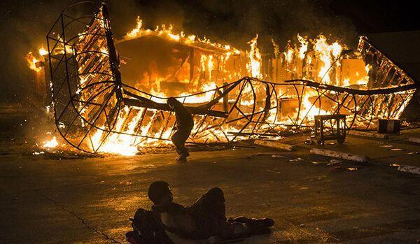 Moscou : les protestations à Ferguson témoignent des défauts de la démocratie US - Sputnik France