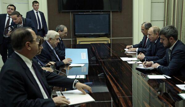 Moscou aidera Damas dans la lutte contre le terrorisme (MAE) - Sputnik France