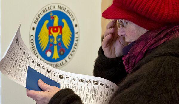 Législatives moldaves: les socialistes vainqueurs (officiel) - Sputnik France