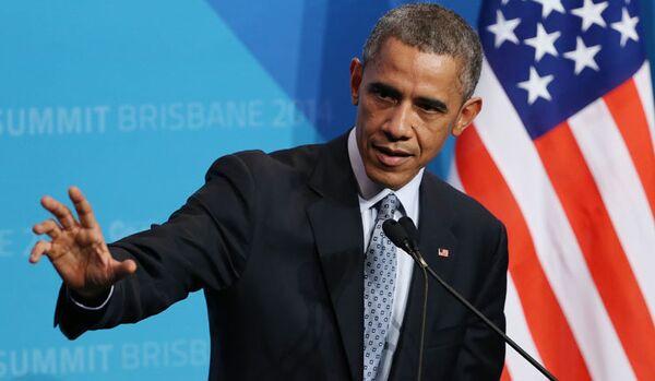 Obama: les USA et l'UE continueront à faire pression sur Moscou - Sputnik France