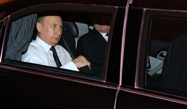 Poutine est arrivé en Inde - Sputnik France