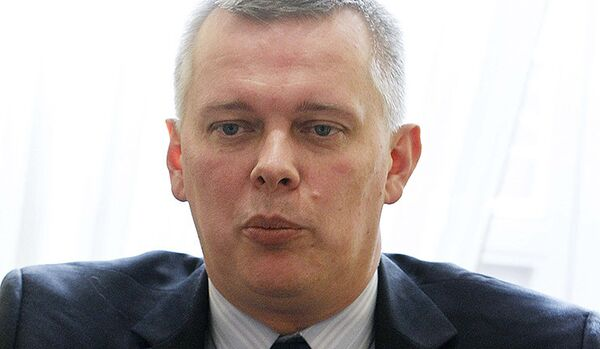 Tomasz Semoniak - Sputnik France