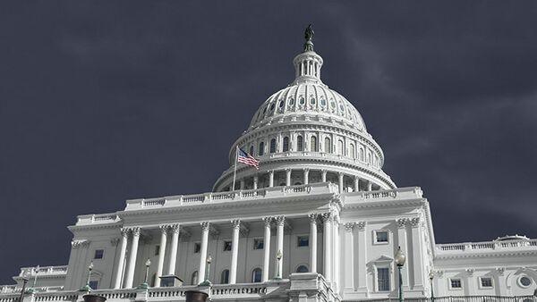 Le Sénat. USA. - Sputnik France
