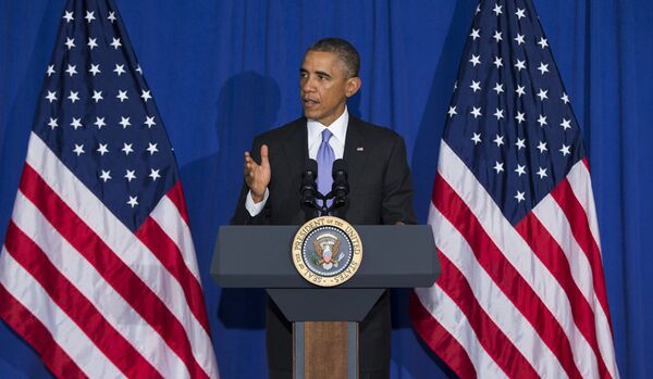 Obama peut signer vendredi un projet de loi visant à imposer des sanctions contre la Russie - Sputnik France
