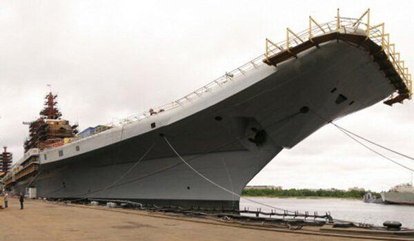 Le vaisseau amiral de la marine indienne - Sputnik France