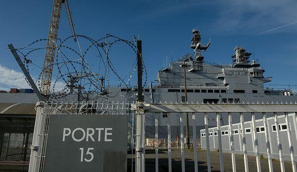 Mistral : conflit ukrainien transposé à Saint-Nazaire ? - Sputnik France