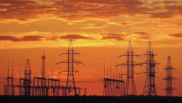 Une ligne électrique - Sputnik France