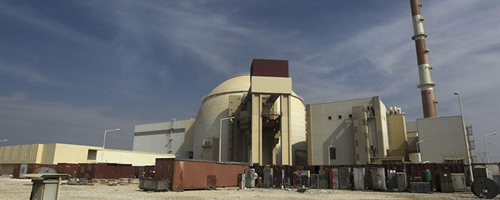 Centrale de Bouchehr: l'Iran entame la construction de deux réacteurs - Sputnik France, 1920, 22.09.2021