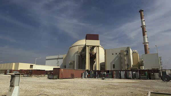 Centrale de Bouchehr: l'Iran entame la construction de deux réacteurs - Sputnik France