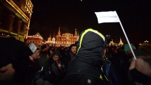 Verdict de Navalny : une centaine de personnes interpellées au centre de Moscou - Sputnik France