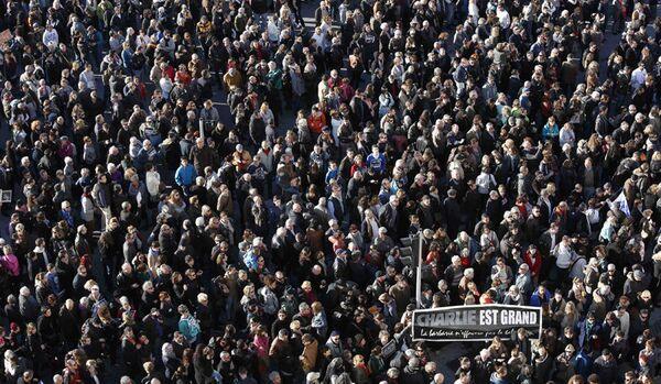 Terrorisme : des milliers de manifestants en province (médias) - Sputnik France