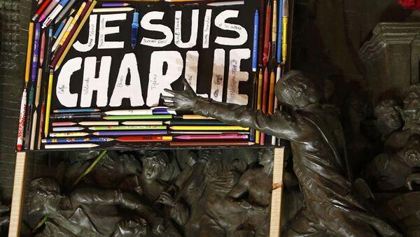 Nous avons peur, mais nous continuerons (journaliste de Charlie Hebdo) - Sputnik France