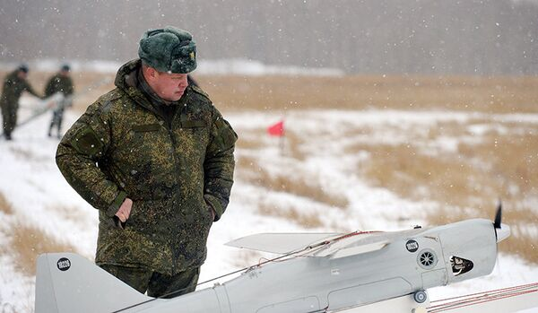 Crimée: un régiment de drones surveillera les navires de l'Otan - Sputnik France