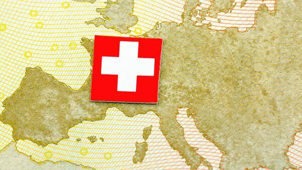 La Suisse laisse s'envoler son franc et provoque une tempête financière - Sputnik France