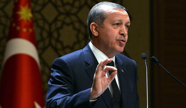 Le président turc accuse Charlie Hebdo d'incitation à la haine - Sputnik France