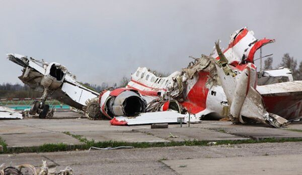 Crash de Smolensk : la Pologne publie l'enregistrement des communications - Sputnik France