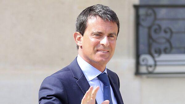 Valls: l'état d'urgence sera prolongé - Sputnik France