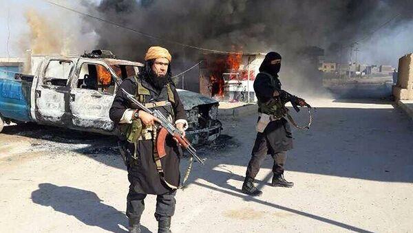 Les forces irakiennes annoncent avoir repris la ville de Hit à Daech - Sputnik France
