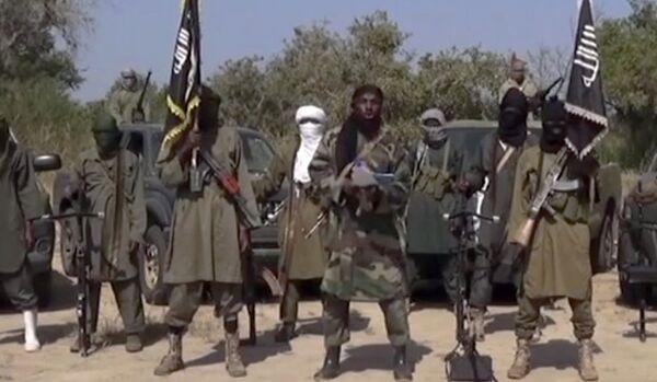 L'Afrique engage une guerre contre Boko Haram - Sputnik France