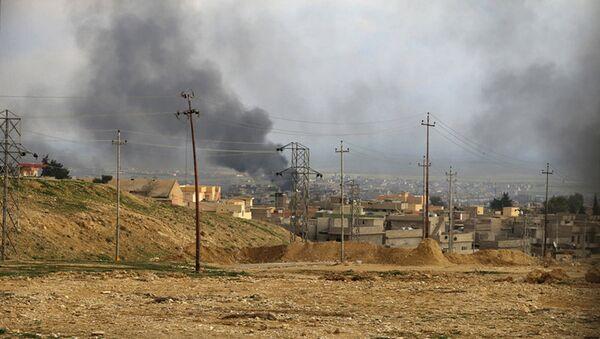 Irak: nouvelles frappes aériennes contre le groupe EI près de Mossoul - Sputnik France