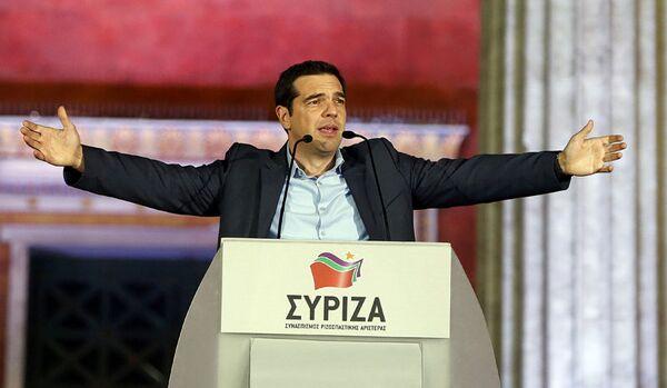 Syriza, sifflera-t-il la fin de la récréation ? - Sputnik France