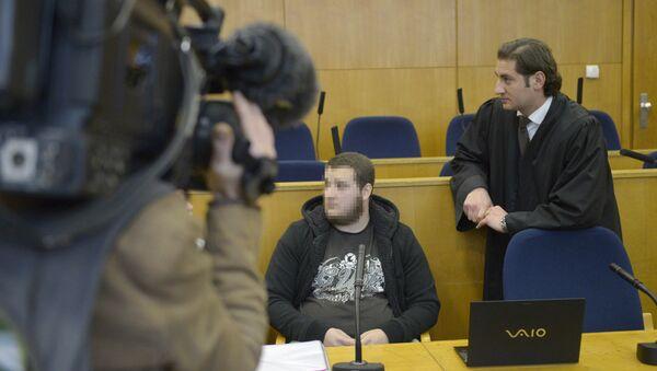 Submergé, un tribunal allemand relâche un homme suspecté de terrorisme - Sputnik France