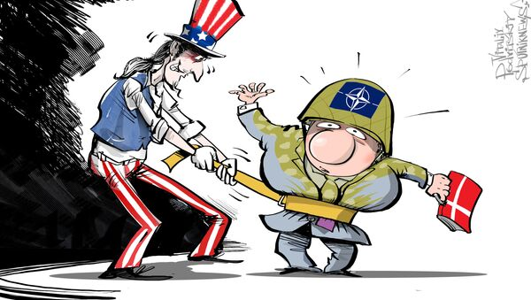 Les USA se préparent à une nouvelle guerre froide - Sputnik France