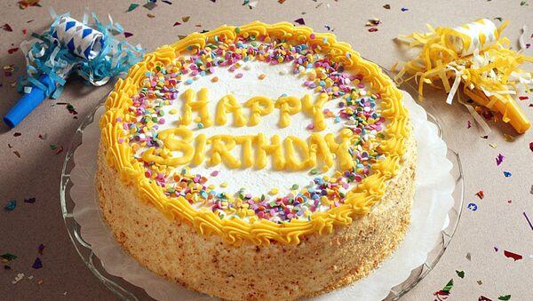 Gâteau. Image d'illustration - Sputnik France