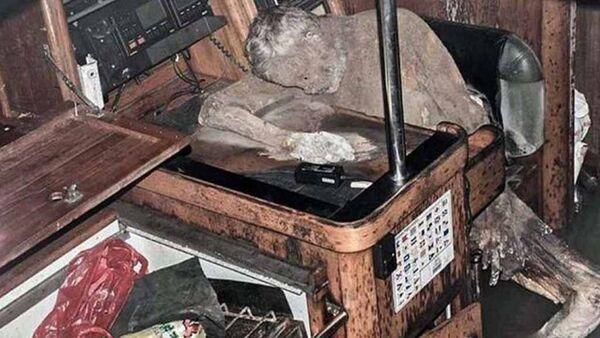 Une momie retrouvée à bord d'un yacht près des Philippines - Sputnik France