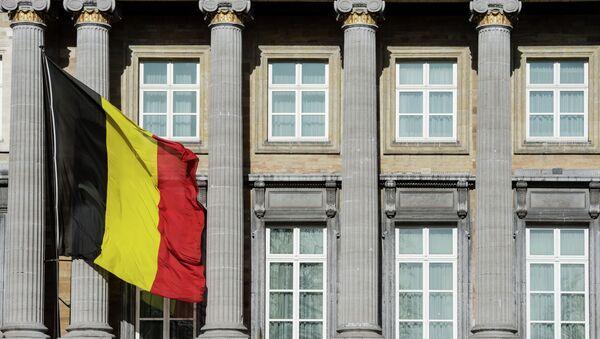Le drapeau belge - Sputnik France