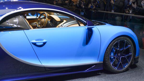 La Bugatti Chiron au 86e Salon de Genève - Sputnik France