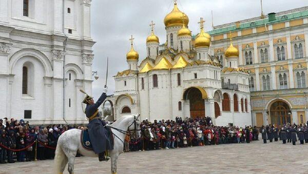 La dernière parade des gardes a eu lieu au Kremlin cette année - Sputnik France