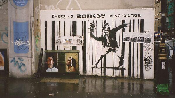 L'artiste Banksy ouvre un hôtel entre Israël et la Palestine - Sputnik France