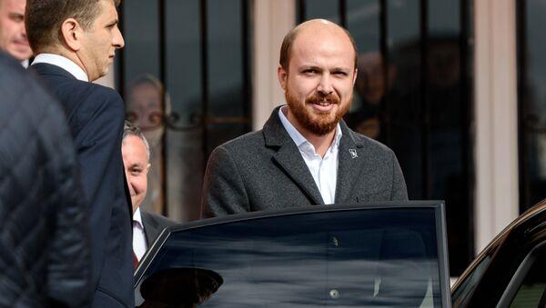 Le fils du président turc Bilal Erdogan - Sputnik France