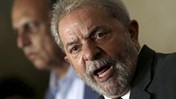 Luiz Inácio Lula da Silva - Sputnik France