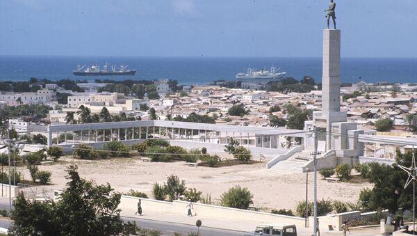Mogadiscio, capitale somalienne - Sputnik France