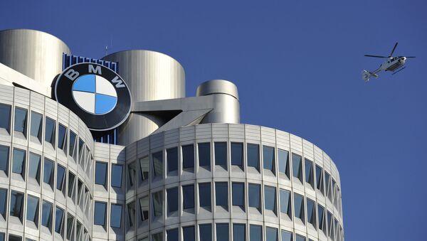 BMW - Sputnik France