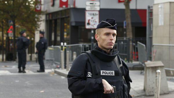 Police parisienne - Sputnik France